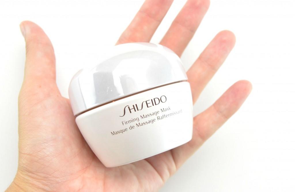 Feszesítő masszázs maszk a Shiseido-tól