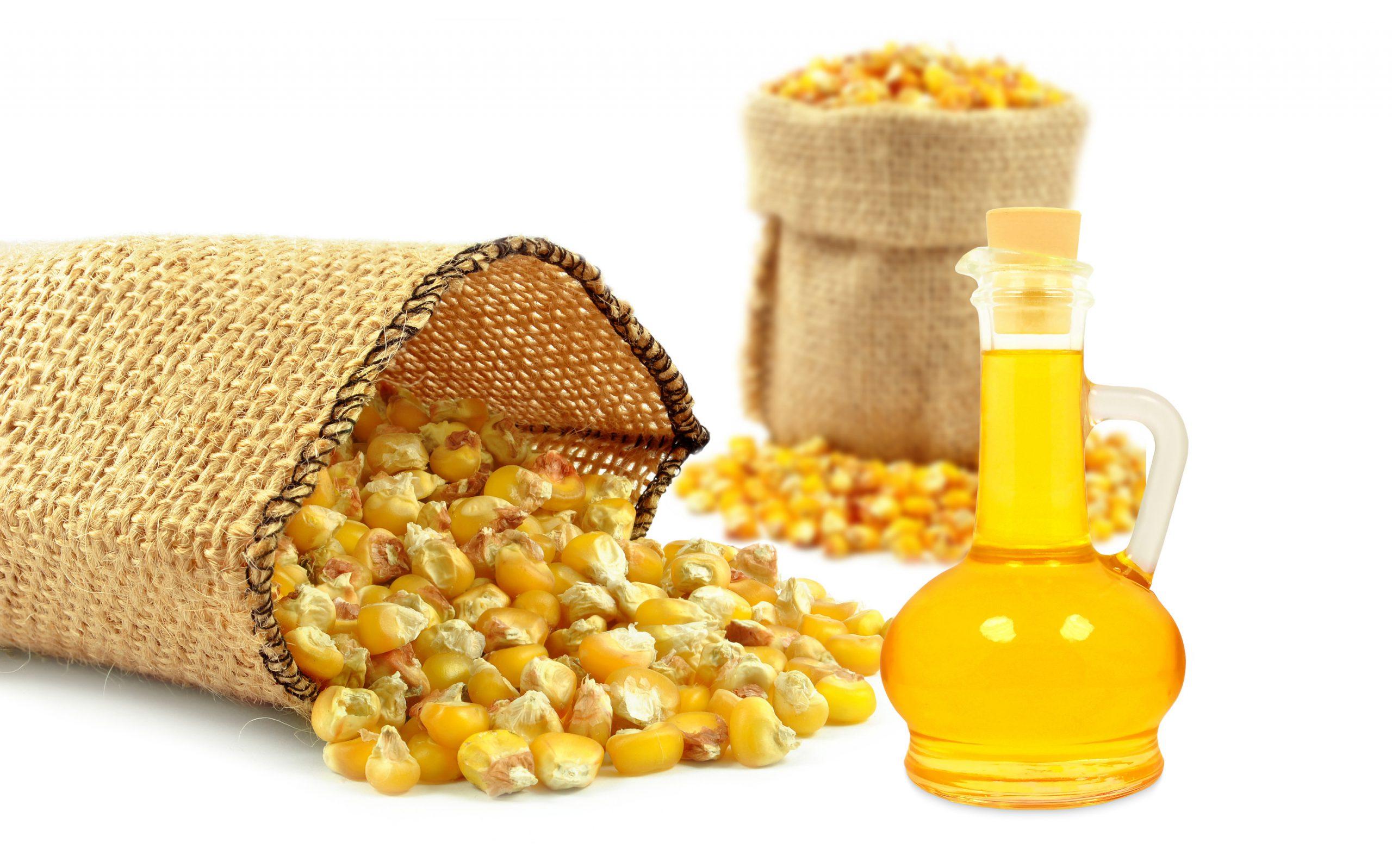 Kukoricaolaj – hatása a bőrre, hajra és a körmökre