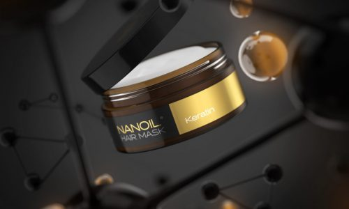Nanoil keratin hajmaszk