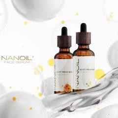 Nanoil a legjobbra értékelt bőrpír elleni arcszérum